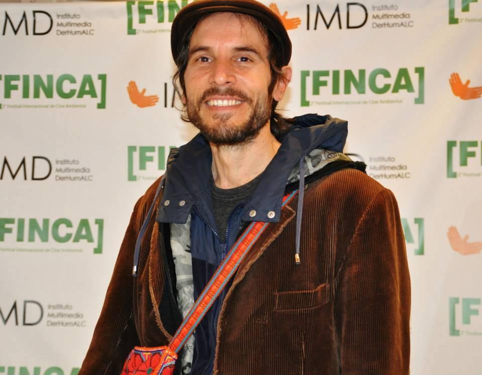 Hernán Vilchez, Director de Huicholes: Los Últimos Guardianes del Peyote
