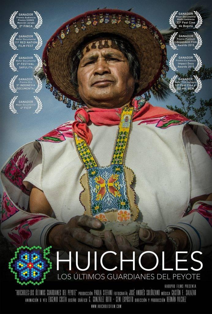Afiches Huicholes c 9 premios 2016 CAST IMDB y WEB